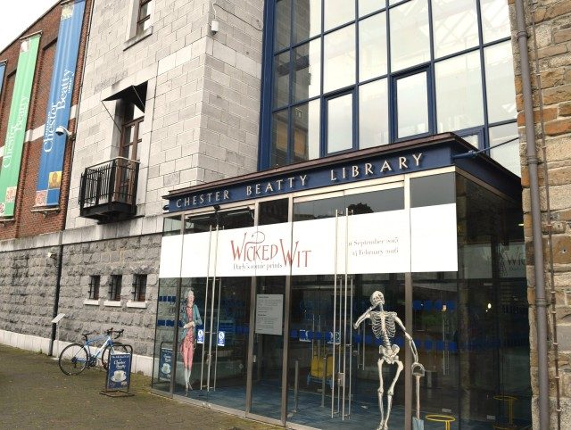 Chester Beatty Library Dublin