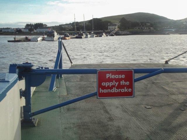 valentia island ferry kerry ireland